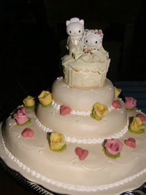 hello-kitty-torta de boda2
