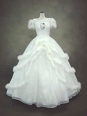 hello_kitty_vestido de novia blanco