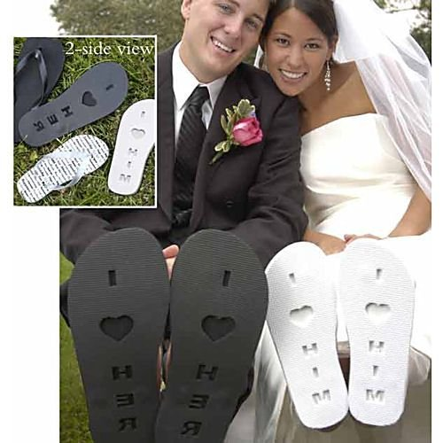 chancletas boda en la playa