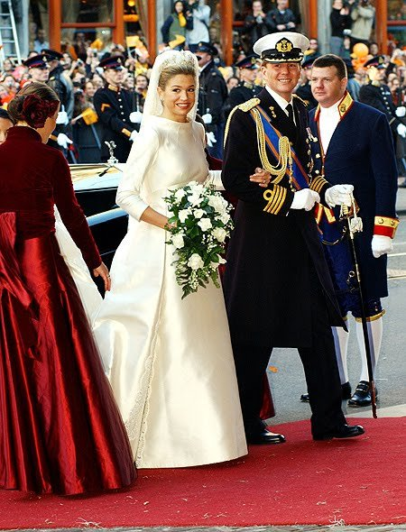 princess-maxima-wedding-dress